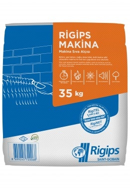 RIGIPS-MAKİNA SIVA ALÇISI