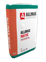 ALLMAX-ALLMAX MATIC BEYAZ