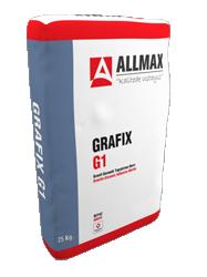 ALLMAX-GRAFIX G1 BEYAZ