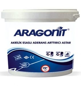 ARAGONİT-AKRİLİK ESASLI ADERANS ARTIRICI ASTAR (KONSTRE)