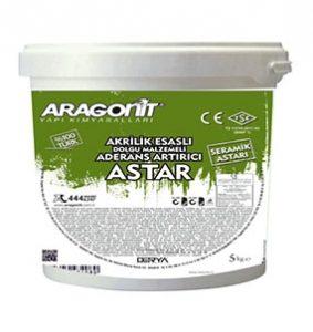 ARAGONİT-AKRİLİK ESASLI ADERANS ARTIRICI SERAMİK ASTARI