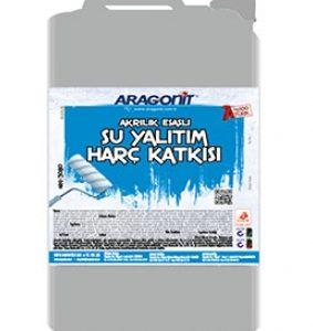 ARAGONİT-AKRİLİK SU YALITIM HARÇ KATKISI