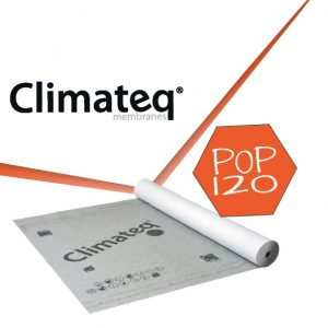 CLIMATEQ-CLIMATEQ ÇATI VE CEPHE ÖRTÜSÜ – POP 120