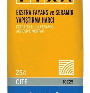 FİXA-FİXA Ekstra Fayans ve Seramik Yapıştırma Harcı