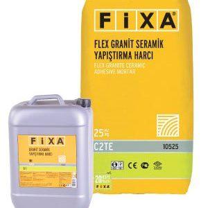 FİXA-FİXA FLEX Granit Seramik Yapıştırma Harcı