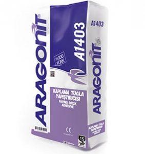 ARAGONİT-Aragonit Kendinden Yayılan Süper Şap