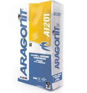 ARAGONİT-Aragonit Plus Fayans Seramik Yapıştıcısı
