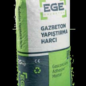 EGE GAZBETON-GAZBETON TUTKALI