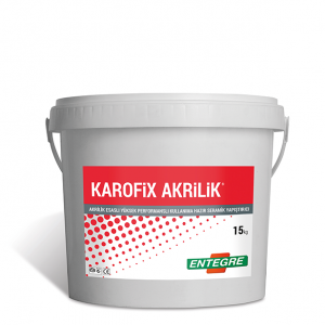 ENTEGRE-KAROFİX AKRİLİK