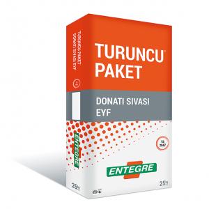 ENTEGRE-TURUNCU PAKET®DONATI SIVASI EYF