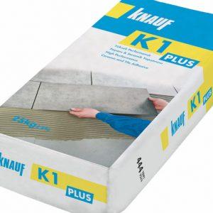KNAUF-K1 PLUS Gri 25 KG