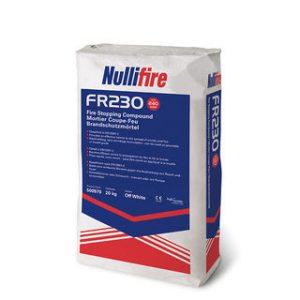 NULLIFIRE-FR230 Yangın Durdurucu Harç